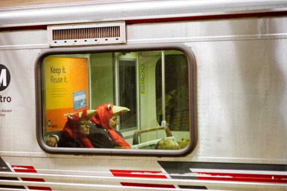 tren Metro