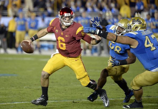 USC vs UCLA