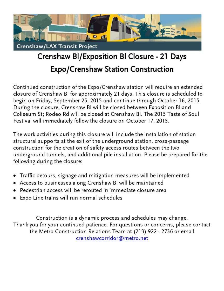 closure Crenshaw