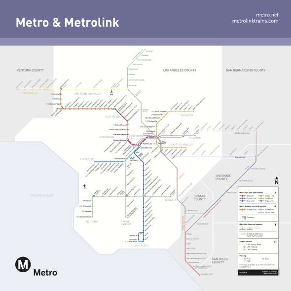 metro_metrolink_map