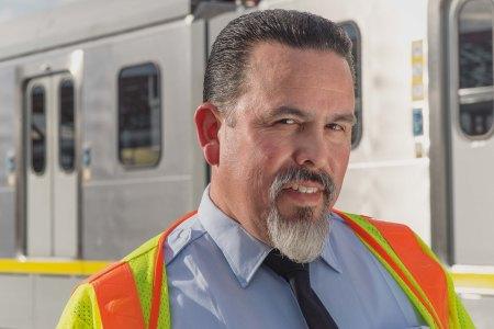 Mike Santillana. Foto: Steve Hymon/Metro.