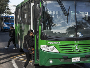 Autobuses en Jalisco. Foto: El Informador.