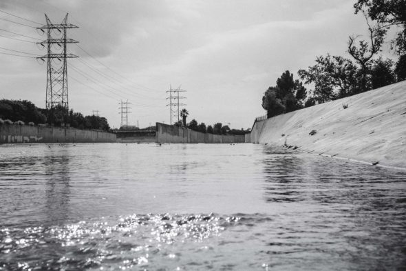 El Río Los Ángeles. Foto: Steve Hamon.