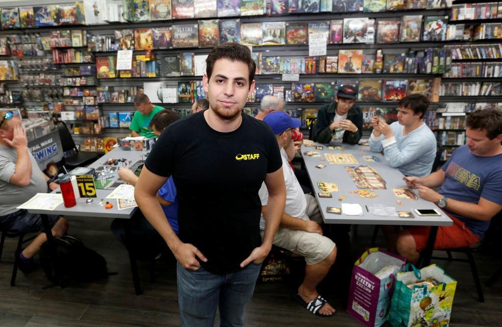 Jeff Bryson, propietario de Next-Gen Games.