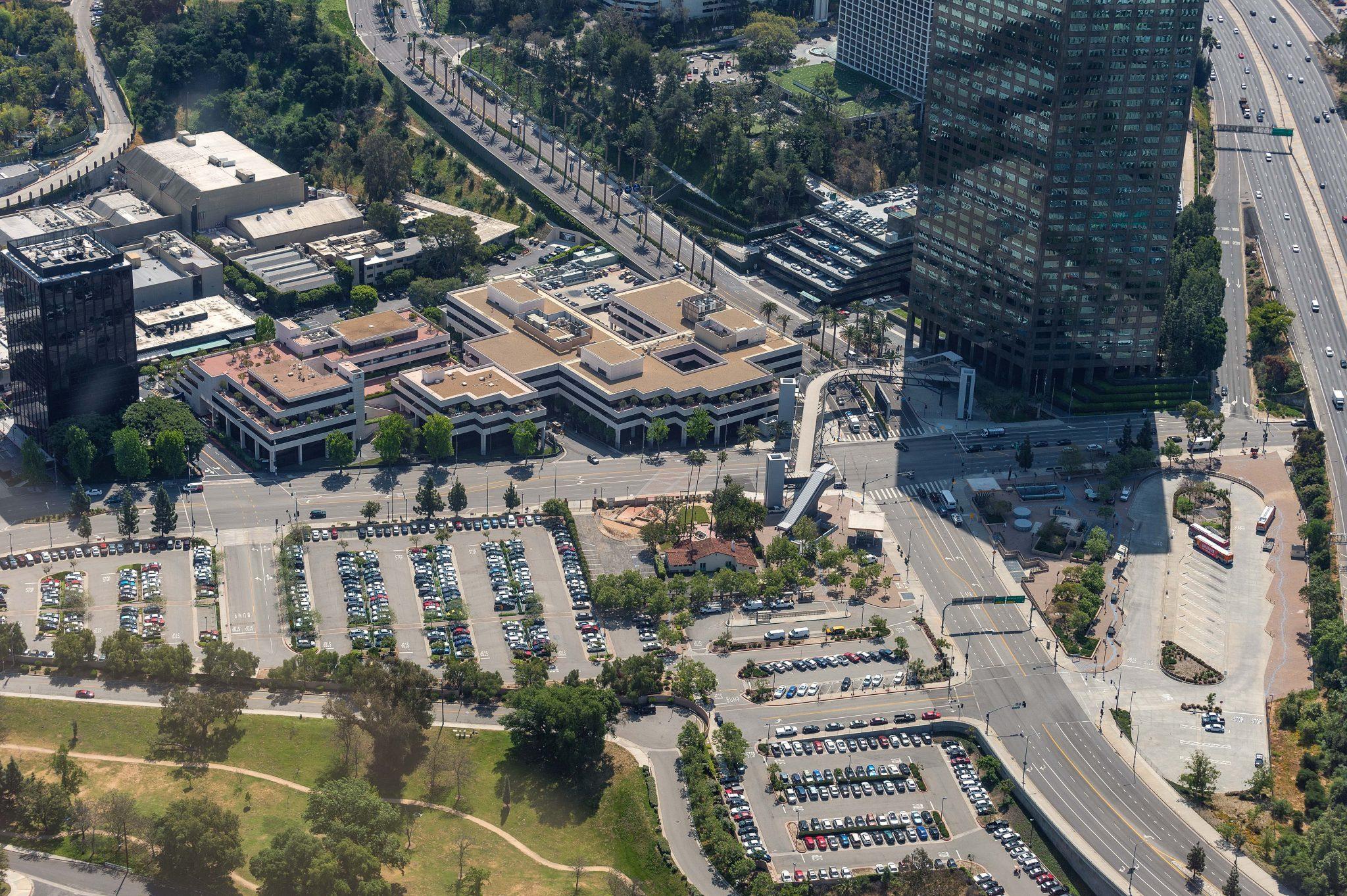 Estación Universal City