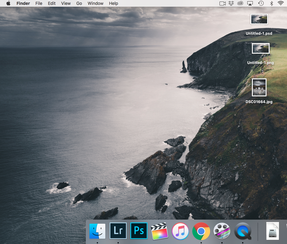 Settings to use for a 13 inch Macbook Pro 2012 - ScreenFlow