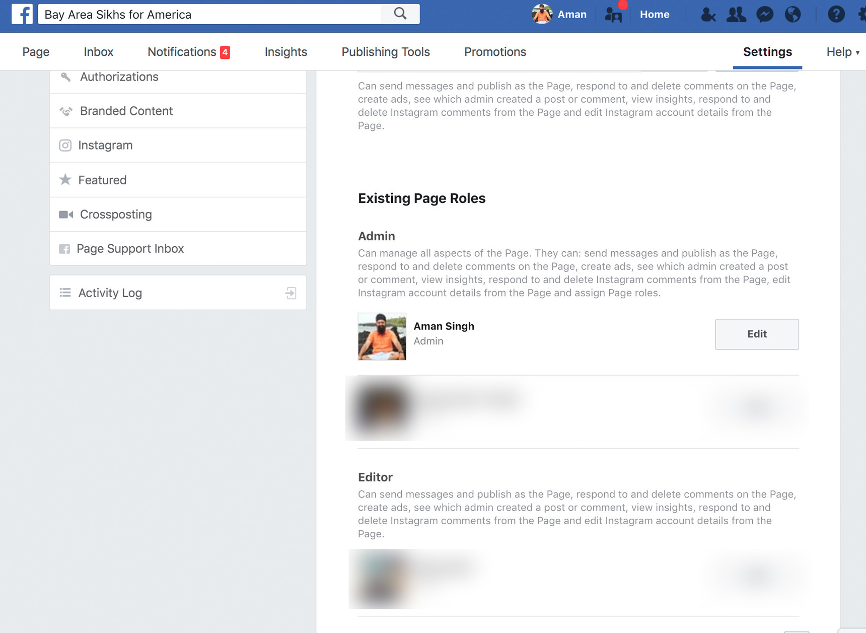 Wirecast not showing all my Facebook pages - Wirecast