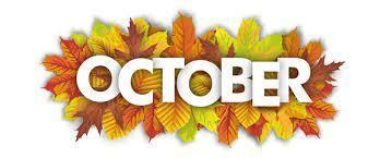October Atlantic Health Community Calendar