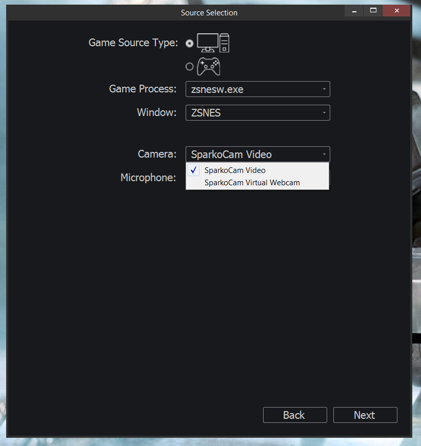How to get GS to detect my Canon Rebel from digiCamControl software