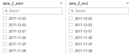 Custom Date Range Filter - SQL Code Examples - The Periscope