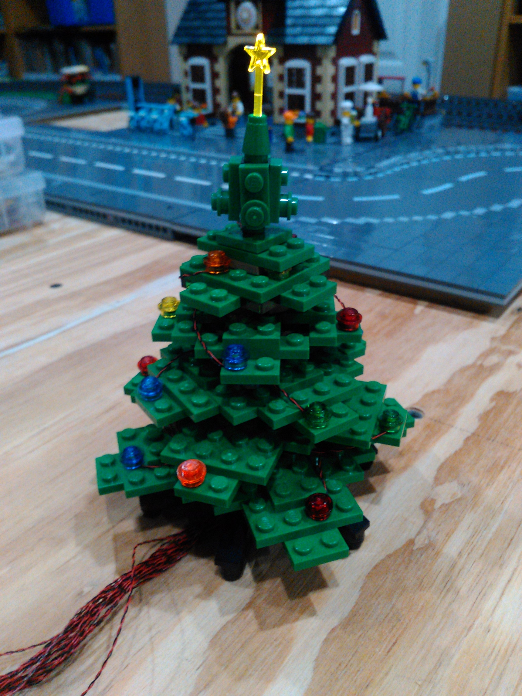 10249 Winter Village Toy Shop Christmas Tree Your Creations Lego Exclusive The And Baseplate Will Reside Next To My Train Station See Empty Spot In Pic 3 Be On Display At Our Show December
