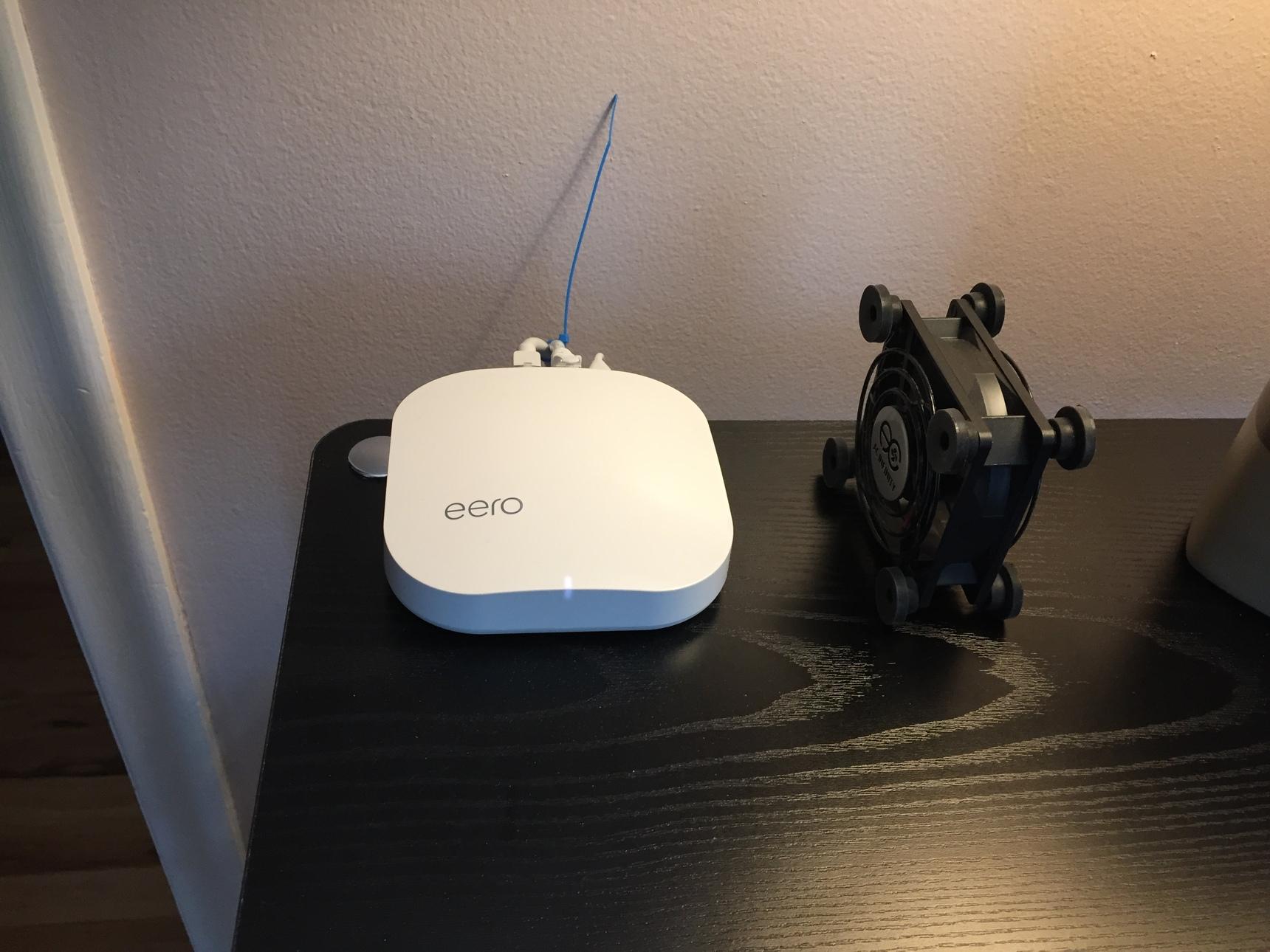 Eero unit over heating - Discussion Topics - eero Community