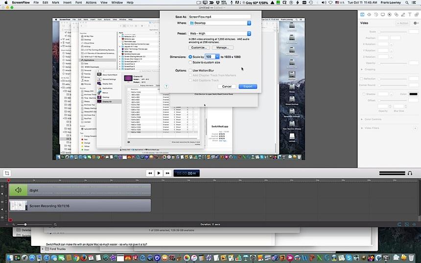 Buy OEM Telestream ScreenFlow 3