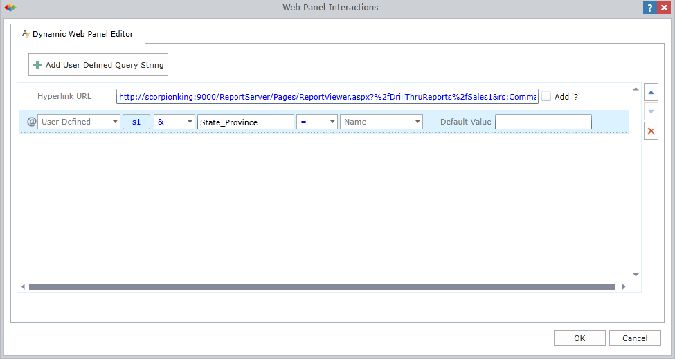 Passing Multiple-Select Parameters from BI Office to SQL
