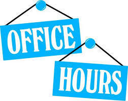Offices Closed Friday, April 10