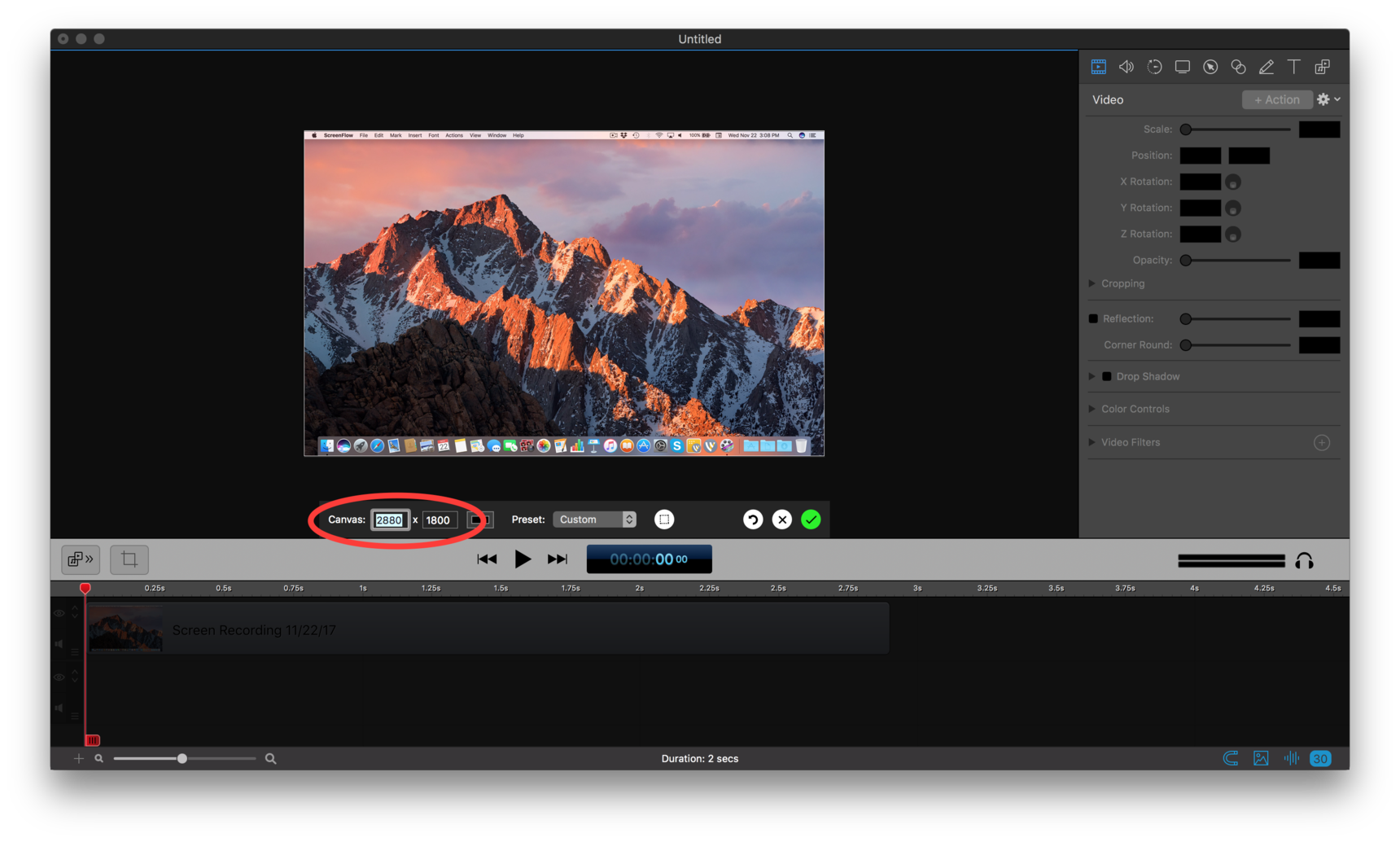 How to record full screen from Mac? - ScreenFlow Q&A