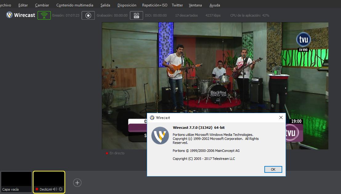 Error 1301 on Windows 10 - Wirecast Streaming-Recording Q&A ...