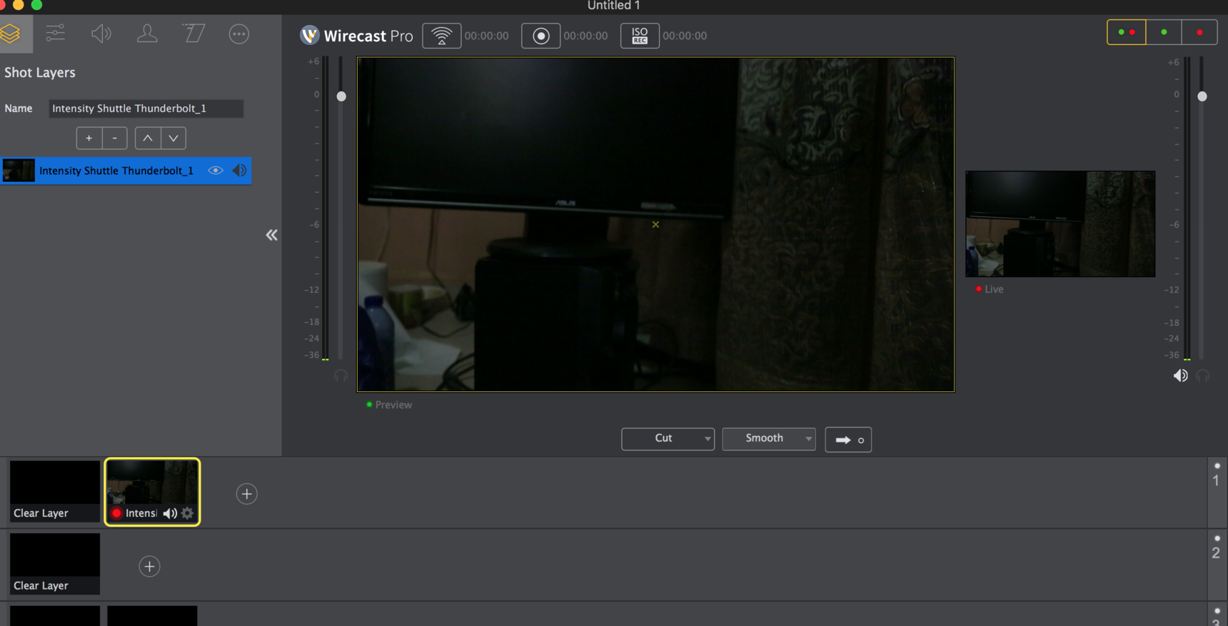 Wirecast Not Detecting Audio Wirecast Capture Devices And Sources Q A Telestream Community Forum