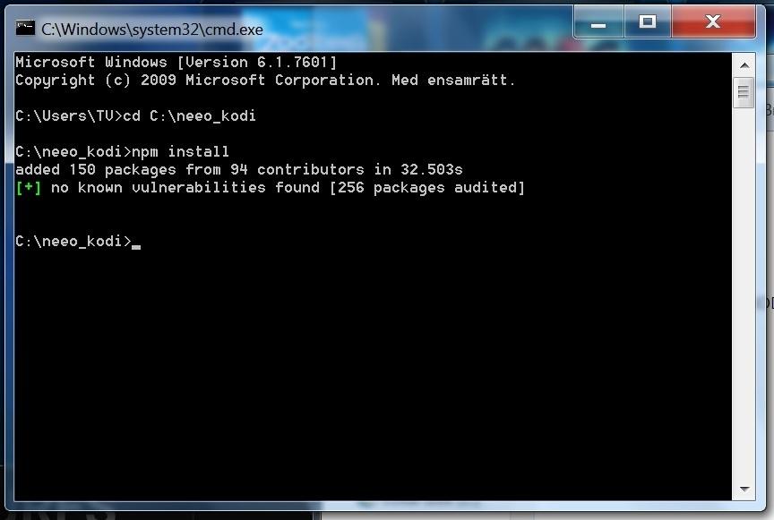 KODI driver now in beta [1 3 8] - SDK / API - Planet NEEO