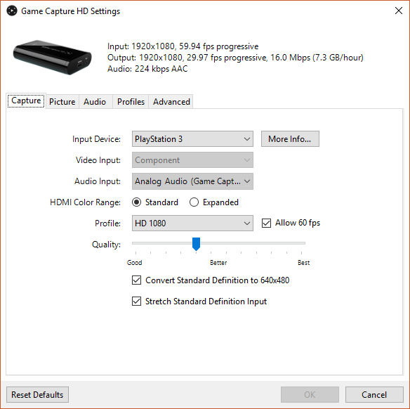 Elgato HD Pro switching systems - Capture Cards & Hardware