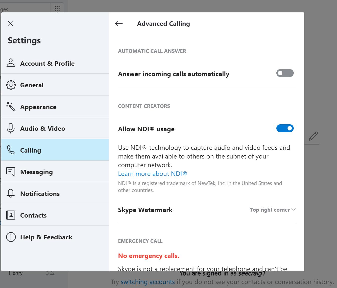 Black Screen when using screen capture in Wirecast