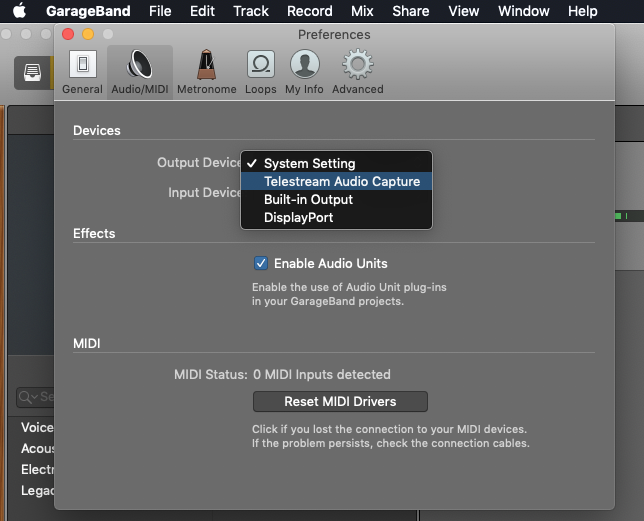 8 2 2, Mojave Audio Recording - ScreenFlow Q&A - Telestream