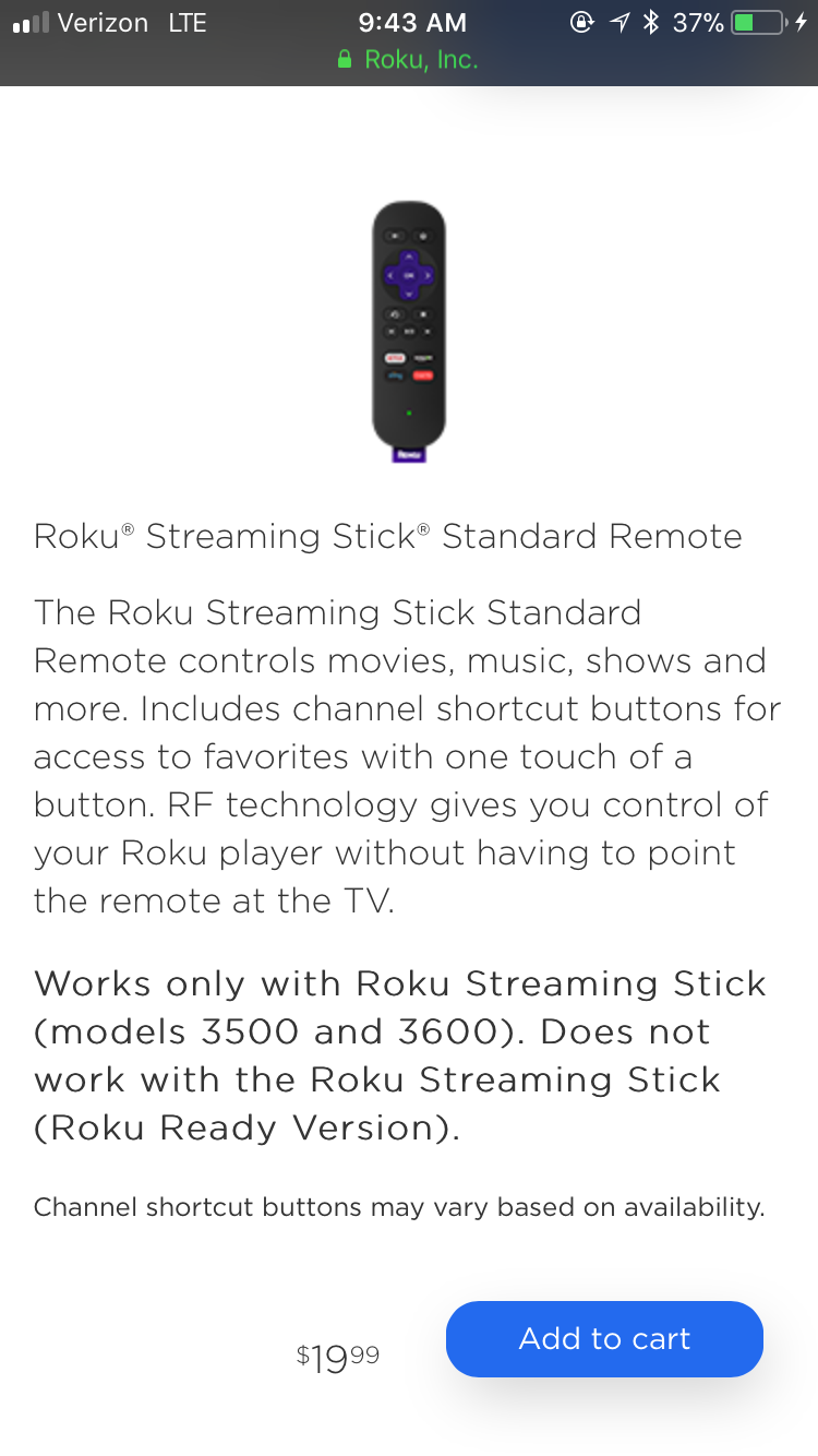 Missing roku 3600x support - Device Specific - Planet NEEO