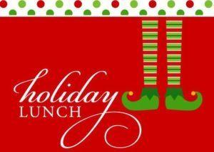 2021 Annual Senior Holiday Luncheon