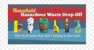 Morris County Household Hazardous Waste Drop Off Events