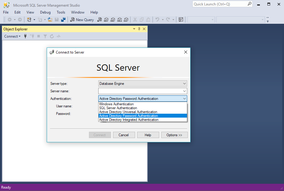 Active Directory Support - Ideas - SQLPro Support