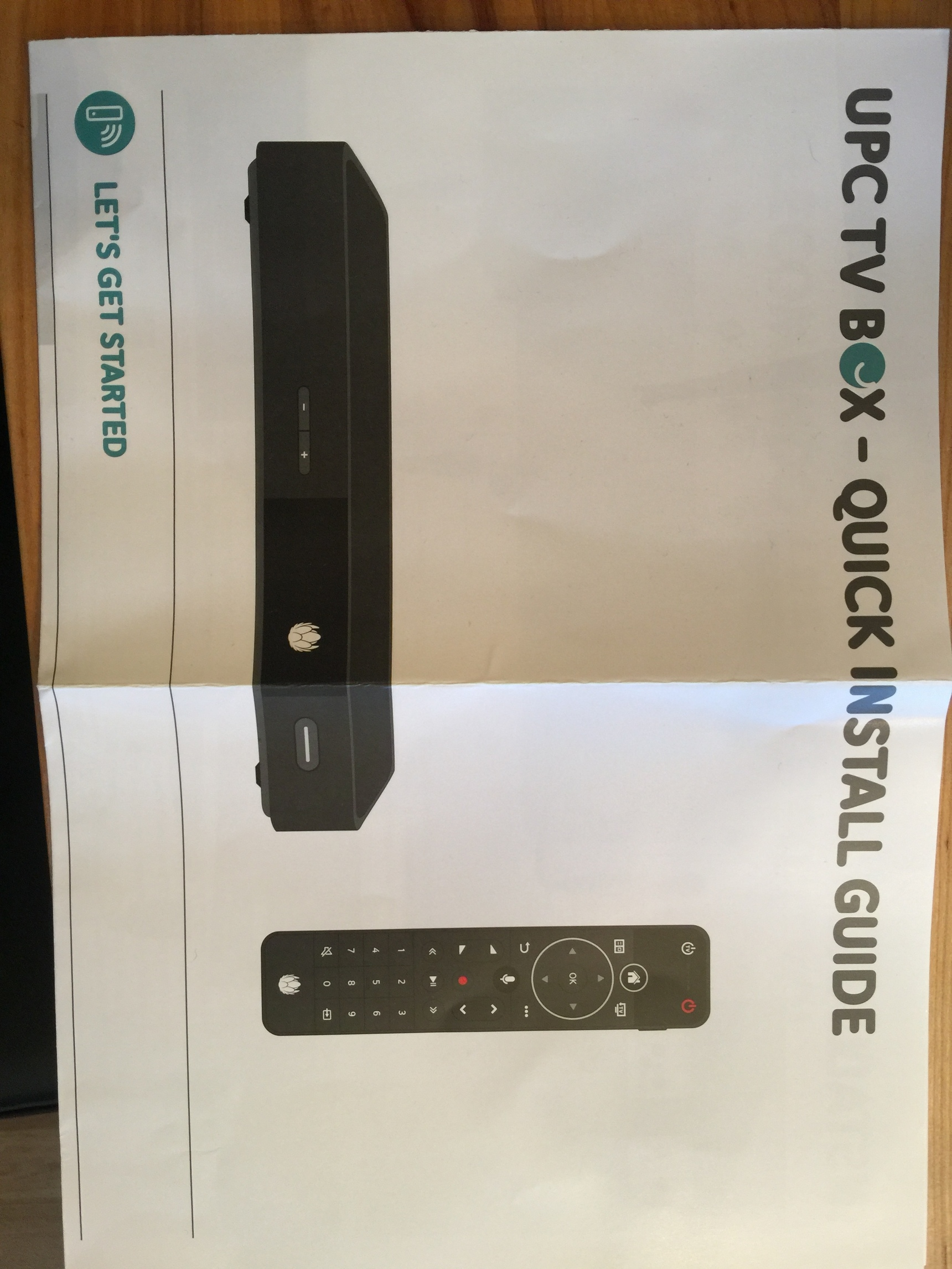 new TV box from UPC support - Device Specific - Planet NEEO