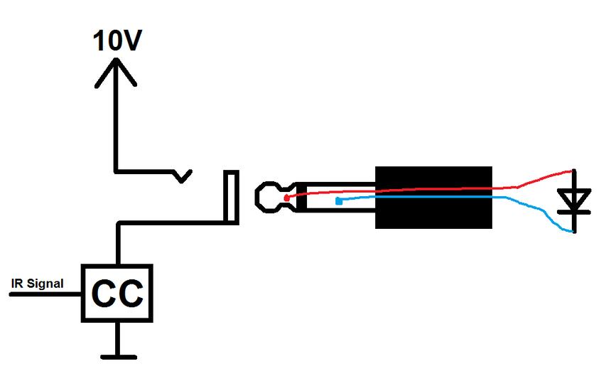 Cute Xantech Ir Receiver Wiring Diagram Ideas - Simple Wiring ...