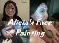 Aliciasfacepainting 01