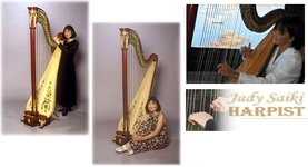 Judy saiki harpist