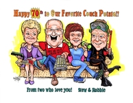 Caricatures by marlene 18