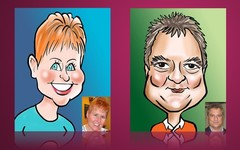 Caricatures by ellen 06