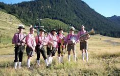 Bavarian village band