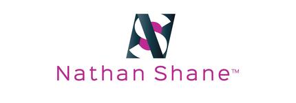 Nathan shane logo pink font