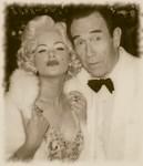 Marilyn and bogie  meg and tony
