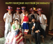 Happy 4th of july from the hodads