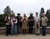 Jimbo trout and the fishpeople band photo