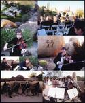 Quartet collage