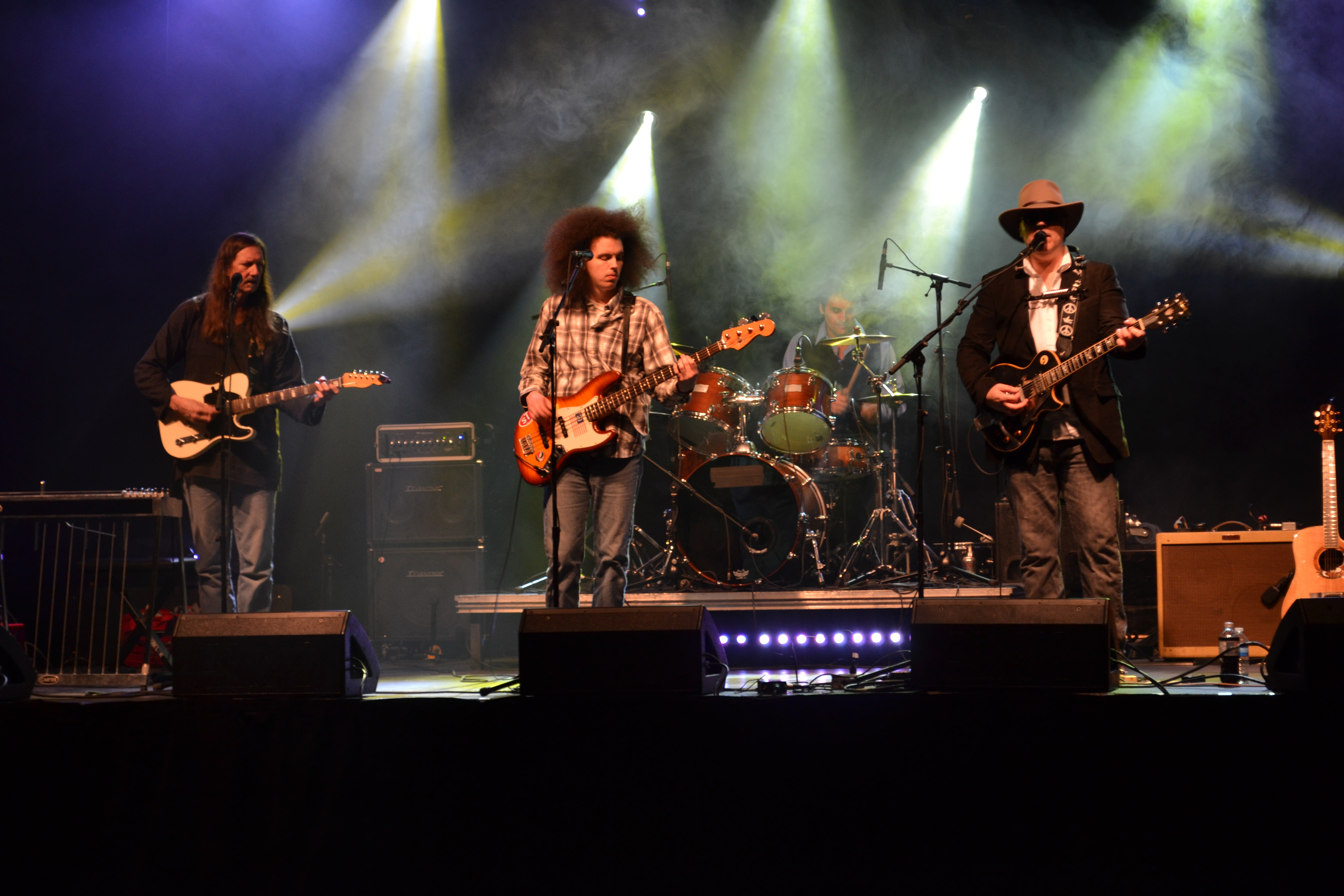LIVE RUST North America's Premiere Tribute to Neil Young