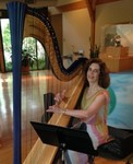 Lisa handman atlanta harpist contact photo 244x300