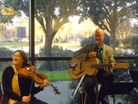 Leo katie duo in concert
