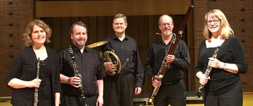 Puget sound winds quintet