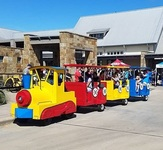 Trackless train 2019
