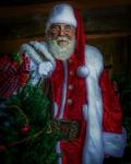 Santa portrait   full size inpixio