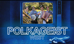 Polkageist west in tv