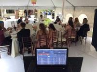 2020 07 30 msudj backyard wedding reception